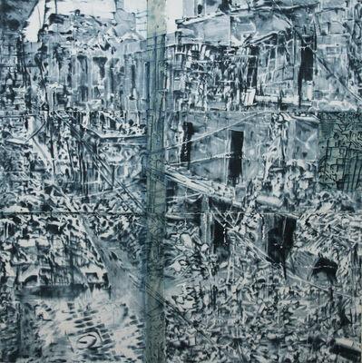 Jorge Tacla, 'Señal de Abandono 23', 2017