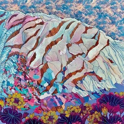 Carol Beesley, 'Lotus Garden Near Turner Falls Oklahoma', 2020