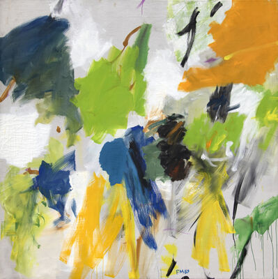 Fred Mitchell (b. 1923), 'Untitled', 1957