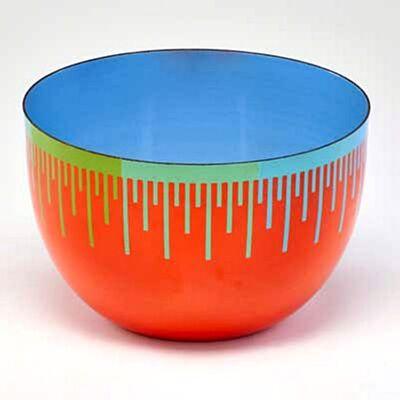 Richard Anuszkiewicz, 'Op Art Bowl', 1976
