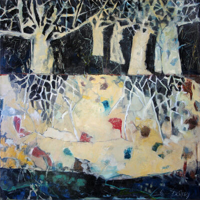 Toni Doilney, 'Putting Down Roots', 2019