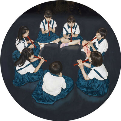 Yih-Han Wu, 'All Playing Together III', 2015