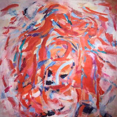 Tanja Bergman, 'Man and Woman (The Kiss)', 1998