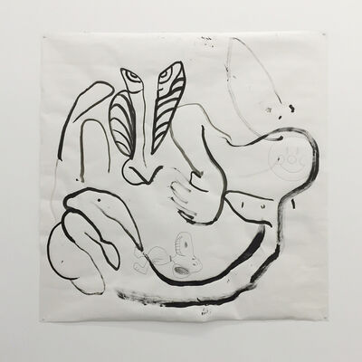 Abraham Cruzvillegas, 'Autoconfusión 1 (in collaboration with Ana Victoria Cruzvillegas)', 2015
