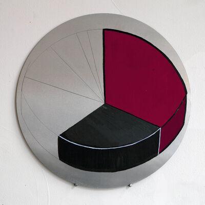 Victoria Civera, 'Serie Radial. Horizontes circulares #7', 2017