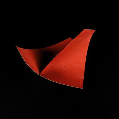 Chris Shepherd, 'Red Brick Wall Folded Verso', 2016