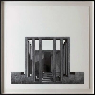 Renato Nicolodi, 'PRONAOS I', 2019
