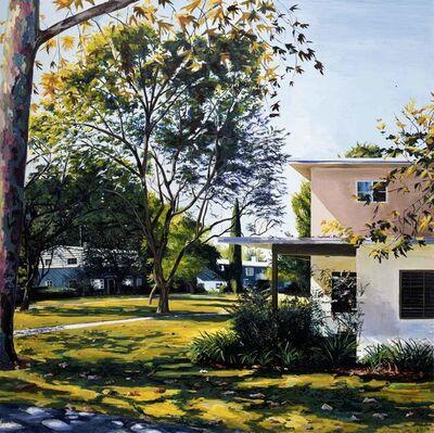 Yves Bélorgey, 'Baldwin Hills Village ou Village Green (III) Architecte : Reginald D. Johnson Paysagiste : Fred Barlow Date de construction: 1942 Los Angeles, Californie', 2016