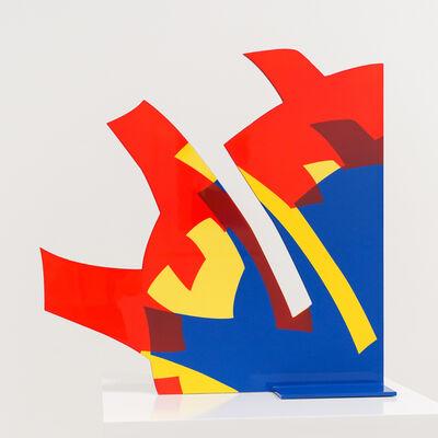 Manuel Ojeda, 'Azul-Verde PCV 9', 2017