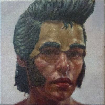 Roxana Halls, 'Elvis (Self Portrait)', 2003