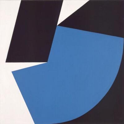 Georg Karl Pfahler, 'Espan Nr. 10', 1981