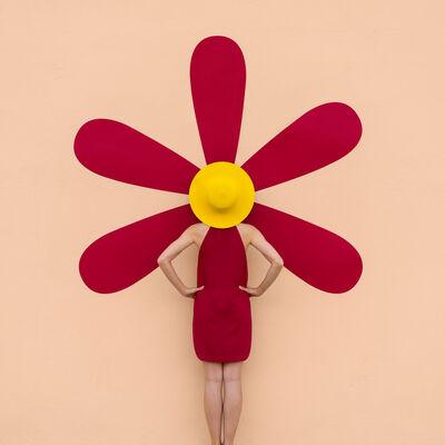 Anna Devis + Daniel Rueda, 'Flower Power', 2018