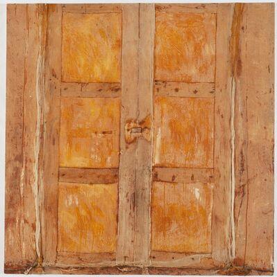 Heidi Bucher, 'Puerta beige grande (Large beige door)', 1986