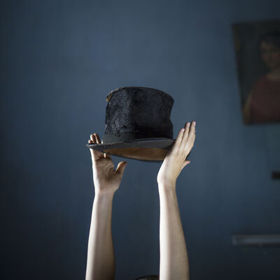 Cig Harvey, 'The Magician's Hat', 2014
