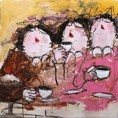 Gerdine Duijsens, 'Pink Party', 2017