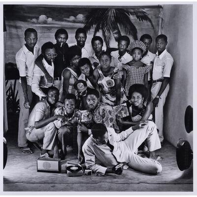 Adama Kouyate, 'Série 100, Ségou', 1970