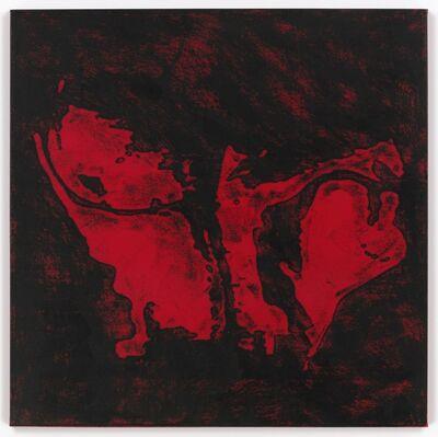 Matt Mullican, 'Untitled (Face Cutaway Speach)', 2012