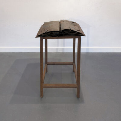 Carlos Zapata, 'Sacred Book ', 1984