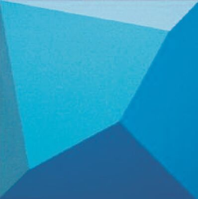 Antonio Peticov, 'Azul', 2000-2019