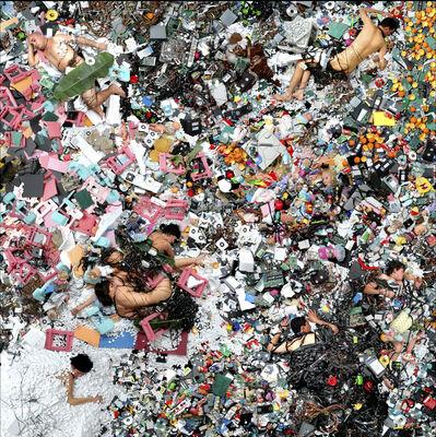 Daniel Canogar, 'Other Geologies 6', 2009