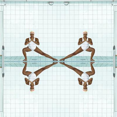 Maria Svarbova, 'Serenity, Pool 2020', 2020