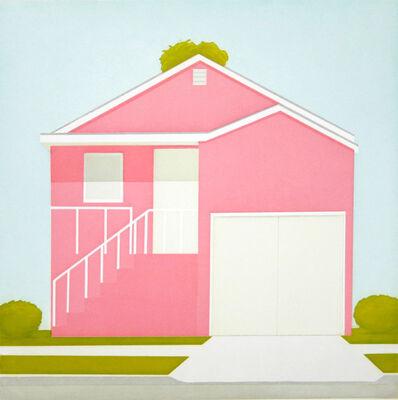 Salomón Huerta, 'Untitled (Pink House)', 2001