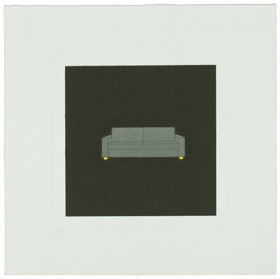 Michael Craig-Martin, 'The Catalan Suite I - Sofa', 2013