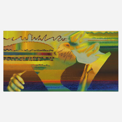 Ed Paschke, 'Buenuto', 1982