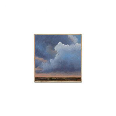 Jamie Kirkland, 'Clouds at Sunset'