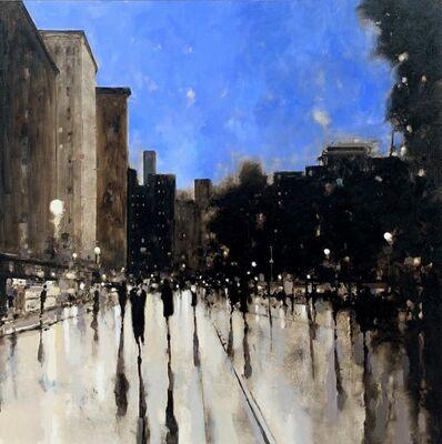 Geoffrey Johnson, 'Night Sky II', 2019
