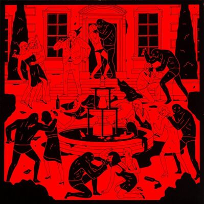 Cleon Peterson, 'End of Empire', 2015