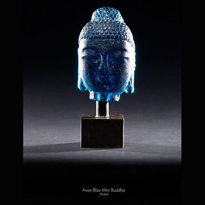 Marlene Rose, 'Avon Blue Mini Buddha', 2018