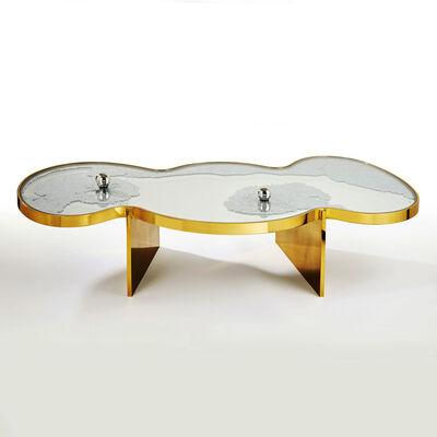 Hubert Le Gall, 'Frissons Dorée Coffee Table', 2014