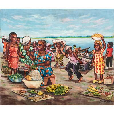 Monsengwo Kejwamfi dit 'Moké', 'DC10, Taxi Express', 1999
