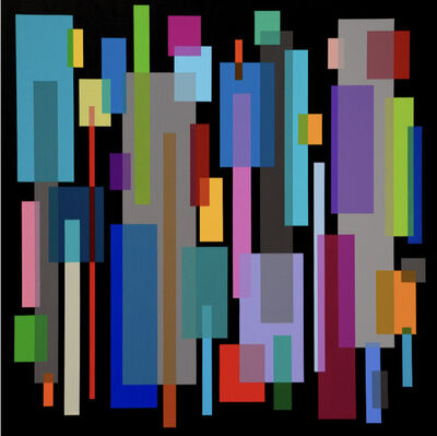 Angela Johal, 'City Trees No. 5', 2021