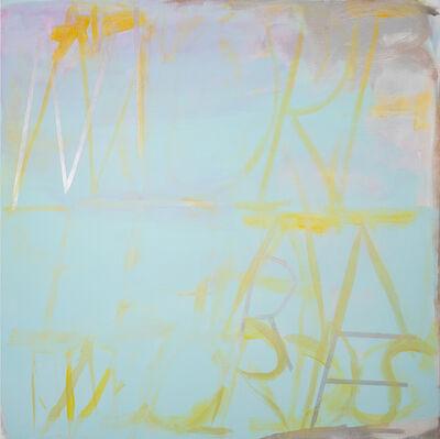Dana Frankfort, 'MORE THAN WORDS', 2013