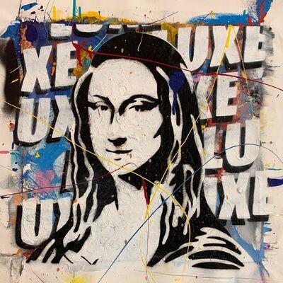 Jisbar, 'Luxe Mona', 2019