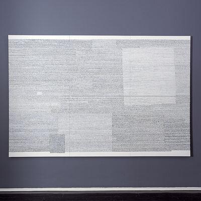 Sue Lawty, 'Calculus', 2010