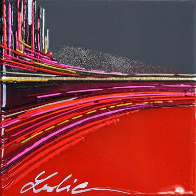 Leslie Berthet Laval, 'Golden Horizon II', 2019