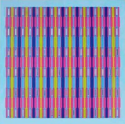 Juvenal Ravelo, 'Fragmentacion de la luz y el color', 2016