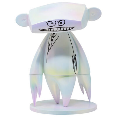 Futura, 'Futura 'Johnny' vinyl art toy (Futura Mindstyle) ', 2019