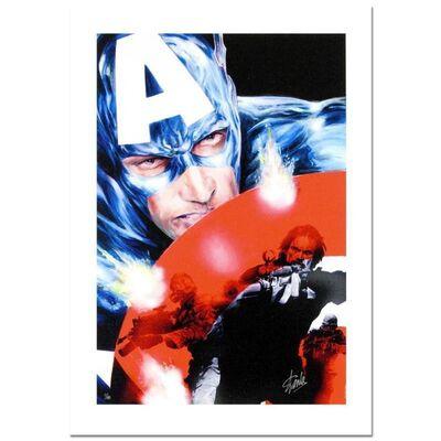 Stan Lee, 'Captain America #37', 1990-2020