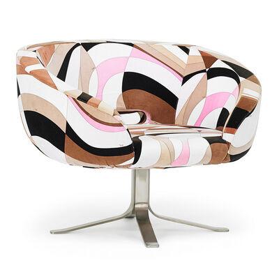 Patrick Norguet, 'Rive Droite swivel arm chair, France/Italy', 2001