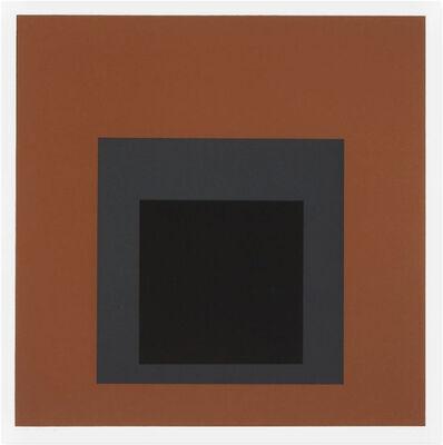 Josef Albers, 'Attic', 1965