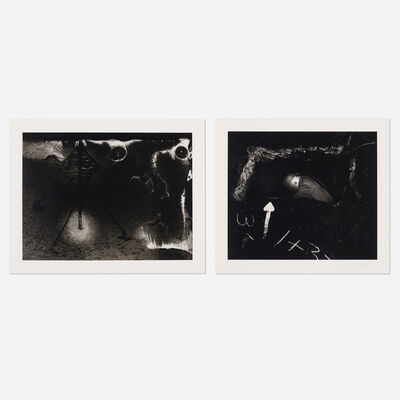 Minor White, 'two works from the Jupiter Portfolio'