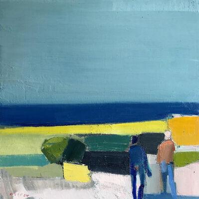 Sandy Ostrau, 'Spring Arrival', 2018