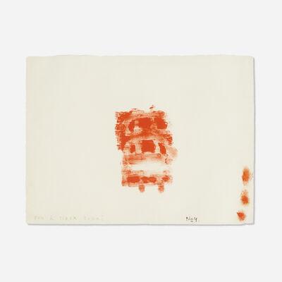 Kumi Sugaï, 'Untitled (No. 4)', c. 1970