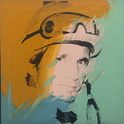 Andy Warhol, 'Willie Shoemaker', 1978