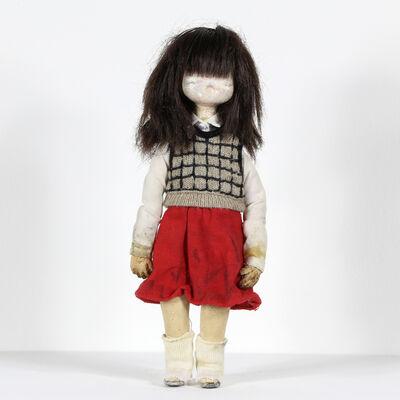 Tomoyasu Murata, 'Cloudy Girl', 2017