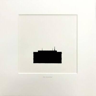 Edwin Monsalve, 'Sin título (Parlamentos-Serbia)', 2020